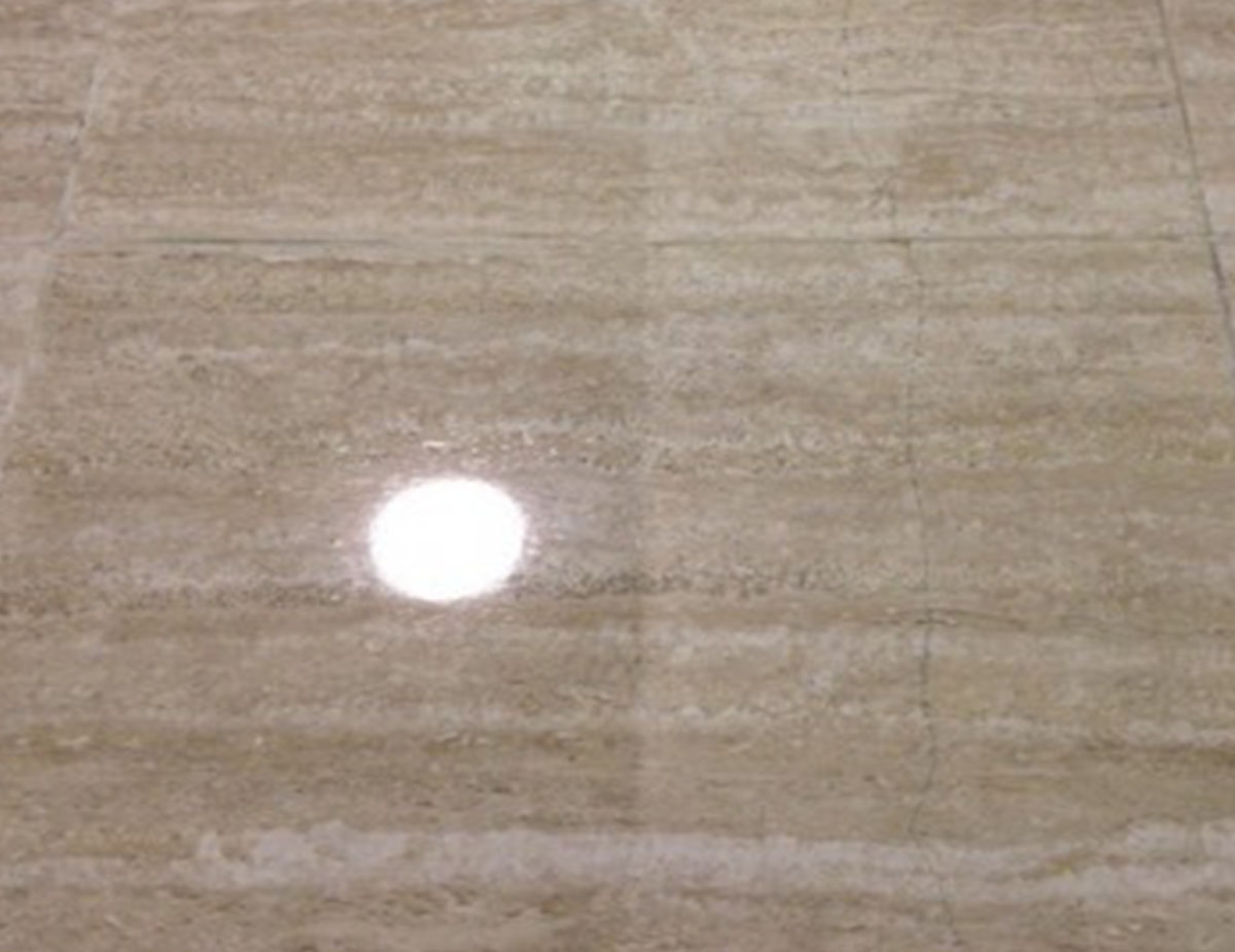 Travertine Polished Honed