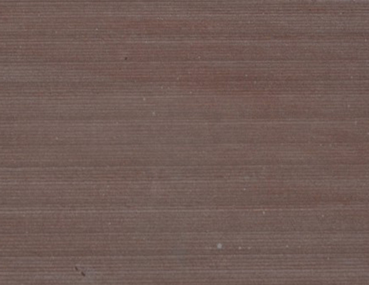 Corduroy finish on red sand stone